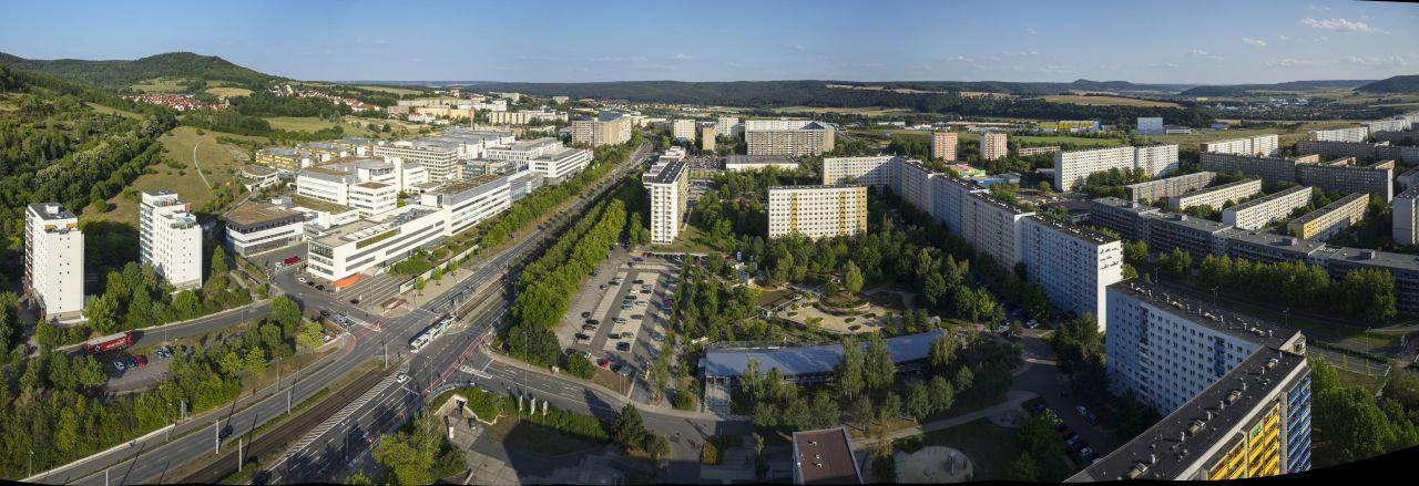 Wohngebiet Lobeda-Ost