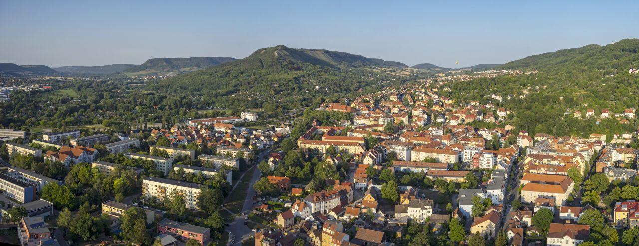 Wohngebiet Jena-Ost